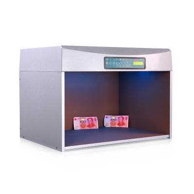 P60+ Color Light Booth (Updated version)
